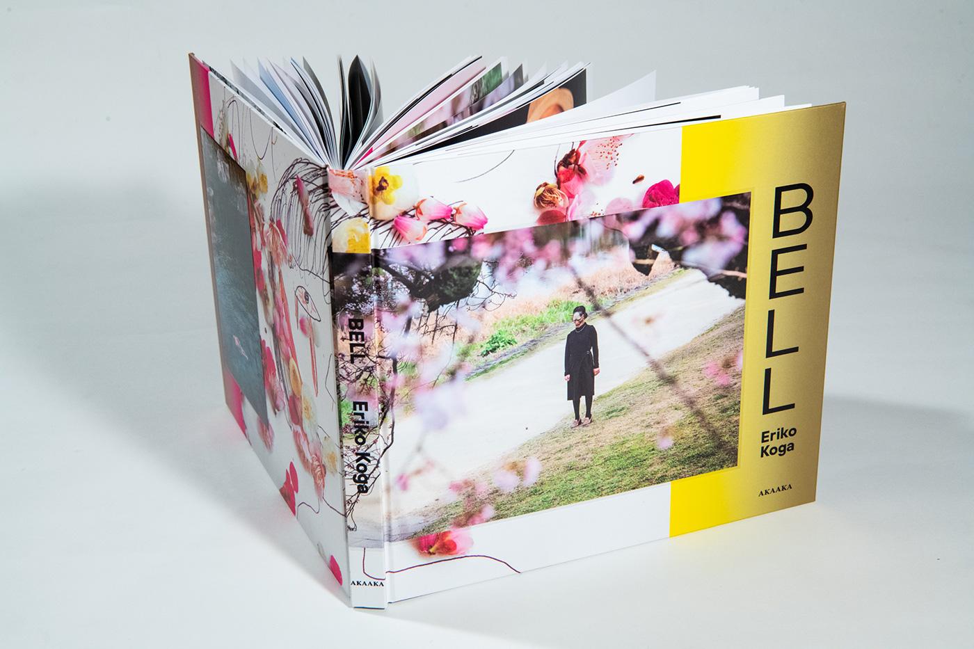 新刊写真集『BELL』(赤々舎)